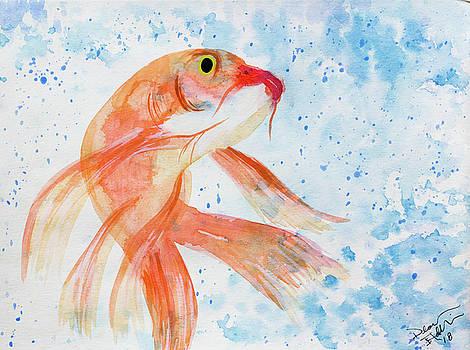Goldfish by Dean Italiano