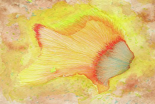 Goldfish - #SS16DW039 by Satomi Sugimoto
