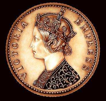 Goldilocks Empress Victoria  by Fred Larucci