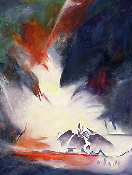 Sipapu Allegory by John Ressler