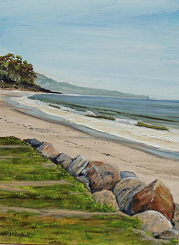 Goleta Beach  by Jeffrey Campbell