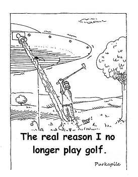 Golf by Allen Purkapile