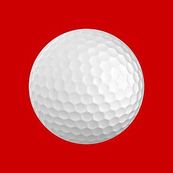 Golf Ball by Roger Smith