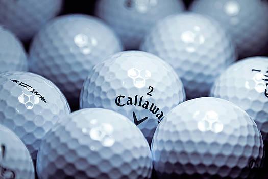 Golf Balls by D Plinth
