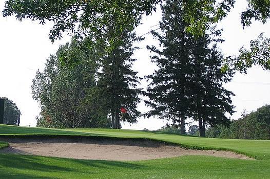 Golf Day by Krista Barth