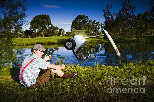 Golf Problem by Jorgo Photography - Wall Art Gallery