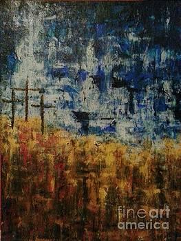 Golgotha by Scott Gearheart