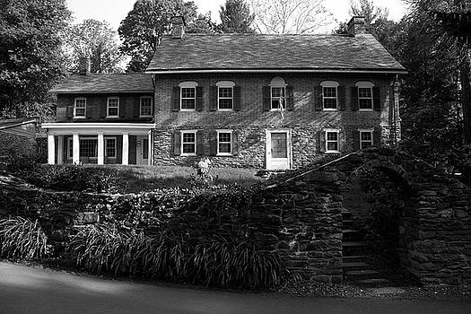 Gomez Mill House in Spring by Jeff Severson