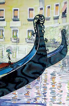 Gondola Bows by Tim Mullen