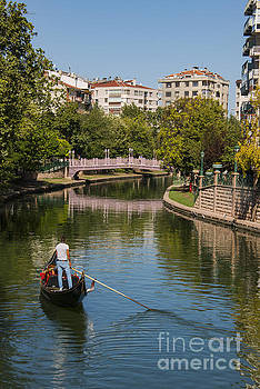 Bob Phillips - Gondola Ride on the Porsuk River