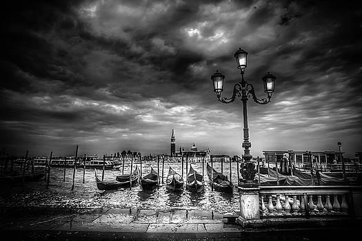 Gondolas  by S J Bryant