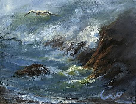 Gone Coastal by Sharon Abbott-Furze