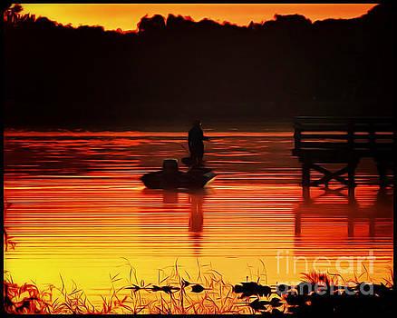 Gone Fishin' 2 by John Eide