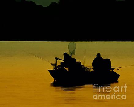 Gone Fishin' by John Eide
