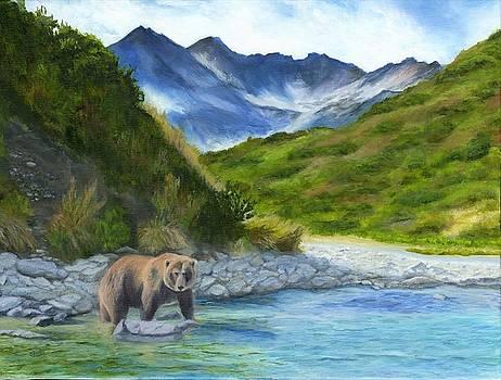 Gone Fishing by Deborah Butts