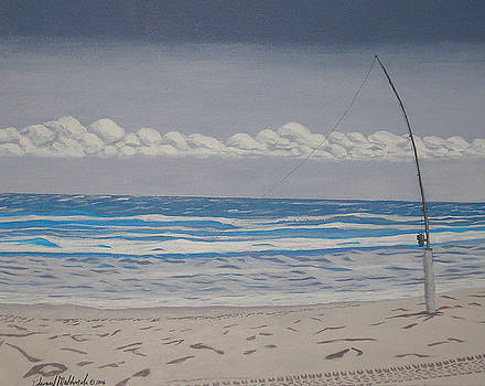 Gone Fishing by Edward Maldonado