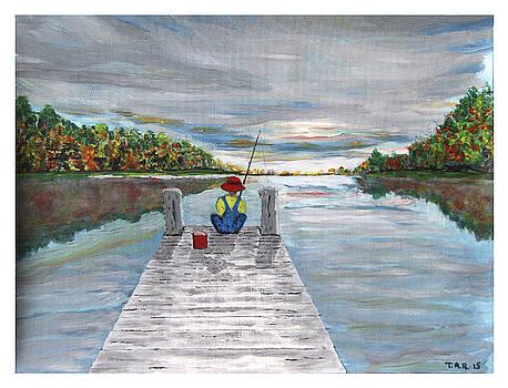 Gone Fishing by Thomas Rehkamp