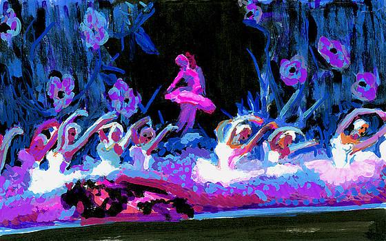 Candace Lovely - Good and Plenty Ballet Ending