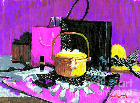 Candace Lovely - Good and Plenty Nantucket in Paint Markers