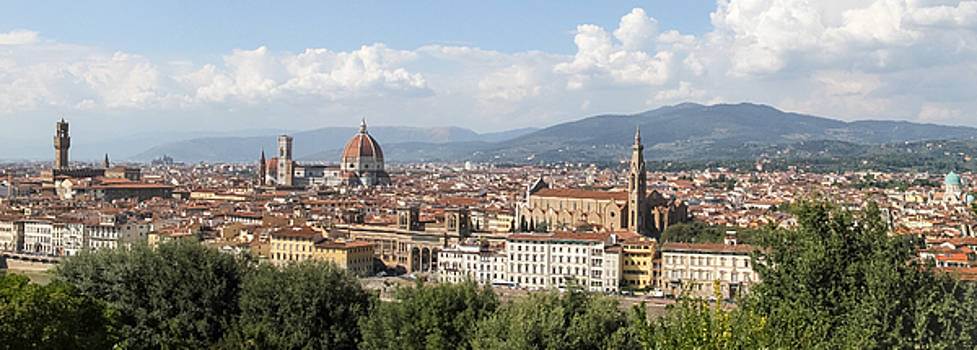Allan Levin - Goodbye to Florence