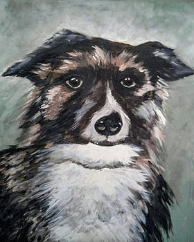 Allen Sheffield - Good Dog by Christine Lites