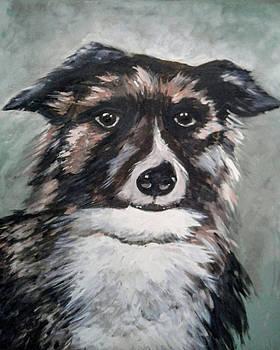 Good Dog by Christine Lites by Allen Sheffield