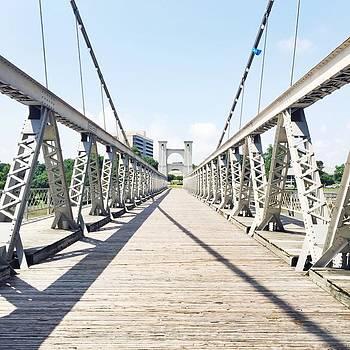 Good Lines, Good Bridge. I'm A Fan Of by Cydney Waitley
