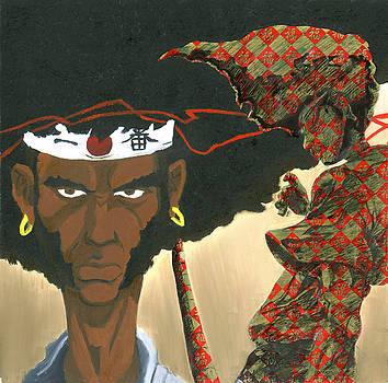 Rufus Royster - Good Luck Afro II