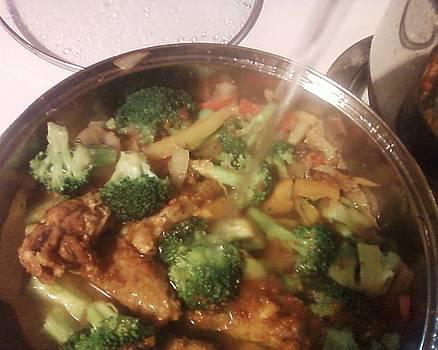 Good Meal by Sabirah Lewis
