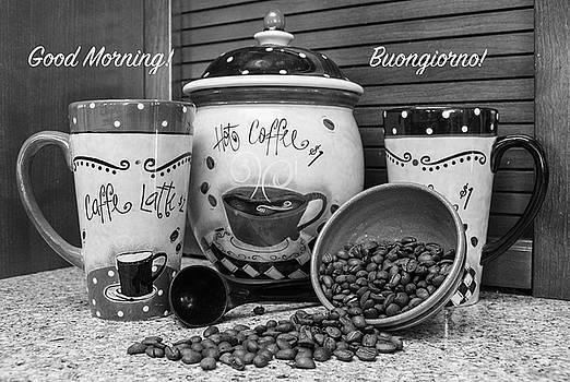 Venetia Featherstone-Witty - Good Morning Buongiorno Coffee
