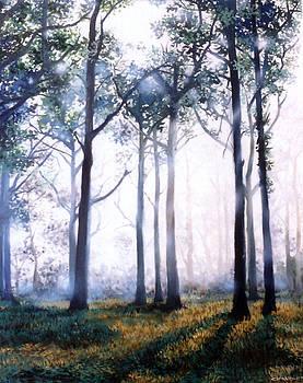 Good morning by Chonkhet Phanwichien