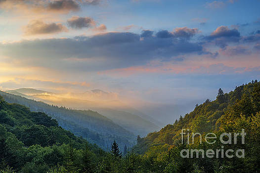 Good morning from the Smokies. by Itai Minovitz