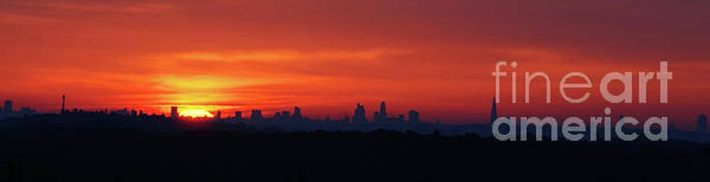 Good Morning London by Richard Gibb