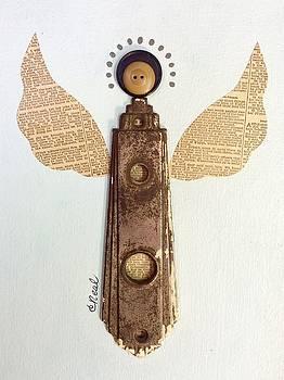 Good News Angel by Carol Neal