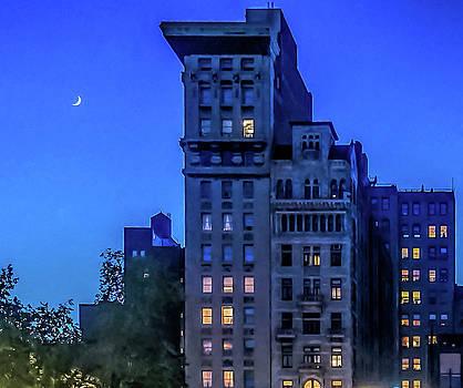 Good Night NYC by Jeffrey Friedkin