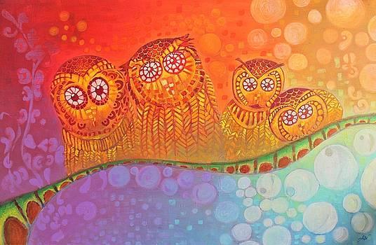 Good Night Owl by Sanjeev Nandan