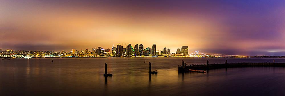 Good Night, San Diego by Daniel Chen