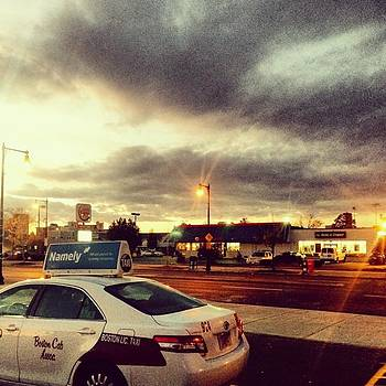 Good Ol East Boston!😉 by Jennifer Wright