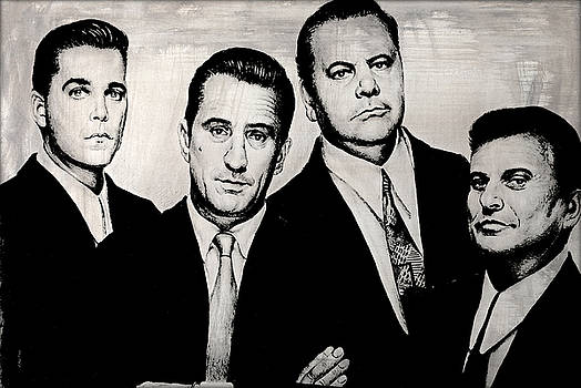 Goodfellas by Andrew Read