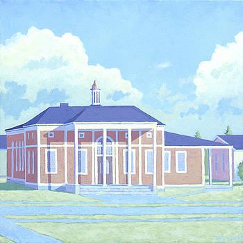 Goodman Club House by Stephen Wysocki