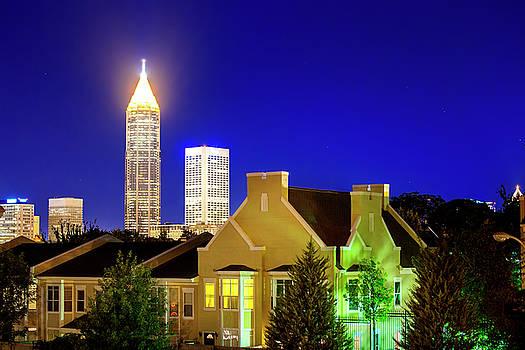 Goodnight Atlanta by Mark Andrew Thomas