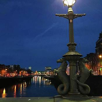 Goodnight, Dublin by Katie Cupcakes