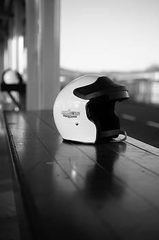Goodwood Helmet by Robert Phelan