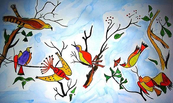 Google doodle by Sonali Singh