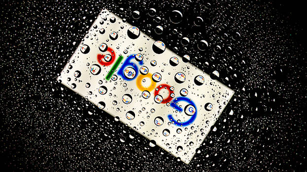 Google when Wet by J Austin