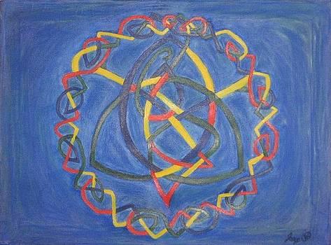 Gordian Knot by Joseph Bradley