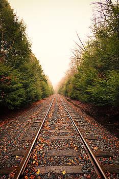 Gordon Nagle Rail by David Oakill
