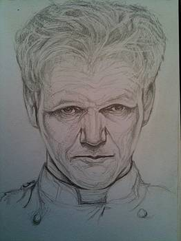 Gordon Ramsay from Hell by Aaron Druliner