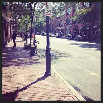 Gorgeous Day In Beacon Hill . #boston by Pharen Bowman