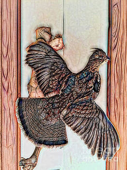 Claire Bull - Gorgeous Grouse